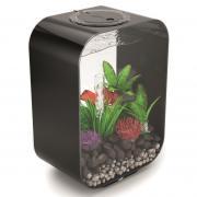 biOrb Nano-Aquarium Komplett-Set LIFE 15 MCR schwarz