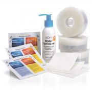 biOrb Service Kit 3 (Filterkartuschen, Reinigungstücher, Wasseraufbereiter, Wasseroptimierer)