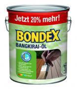 BONDEX Bangkirai-Öl 3,00 L 20% mehr
