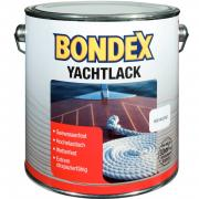 BONDEX Bootslack Yachtlack für Innen und Außen hochglänzend farblos 2,5 L
