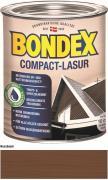 Bondex Compact Lasur 0,75 L Nussbaum