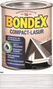 Bondex Compact Lasur 0,75 L Weiss