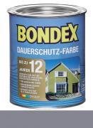 Bondex Dauerschutz-Farbe 0,75 L Finnisch Blau