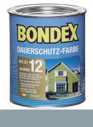 Bondex Dauerschutz-Farbe 0,75 L Lagunenblau