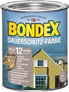 Bondex Dauerschutz-Farbe 0,75 L schiefer