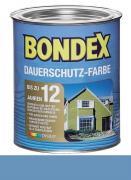 Bondex Dauerschutz-Farbe 0,75 L Taubenblau