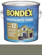 Bondex Dauerschutz-Farbe 0,75 L Terra
