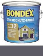 Bondex Dauerschutz-Farbe 2,5 L Montana / Taupe