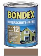 Bondex Dauerschutz-Farbe 2,5 L Sahara / Sonnenlicht
