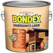 BONDEX Dauerschutz-Lasur 2,50 L Wetterschutz Kiefer
