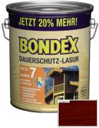 BONDEX Dauerschutz-Lasur 3 L Rio Palisander 20% mehr