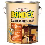 BONDEX Dauerschutz-Lasur 4,00 L Wetterschutz Eiche hell