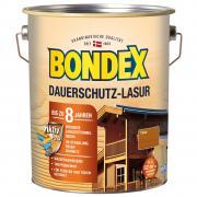 BONDEX Dauerschutz-Lasur 4,00 L Wetterschutz Teak