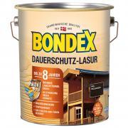 BONDEX Dauerschutz-Lasur 4,00 L Wetterschutz Rio Palisander