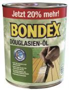 BONDEX Douglasien-Öl 0,90 L 20% mehr