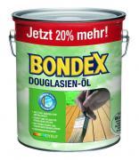 BONDEX Douglasien-Öl 3,00 L 20% mehr