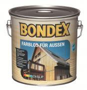 BONDEX Farblos für aussen 2,50 L farblos