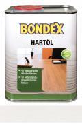 Bondex Hartöl Weiß 0,25 L