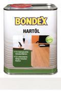 Bondex Hartöl Weiß 0,75 L