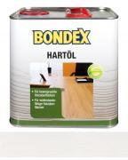 Bondex Hartöl Weiß 2,5 L