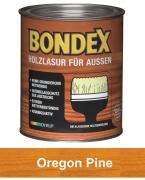 BONDEX Holzlasur für Außen 0,75 L Oregon pine