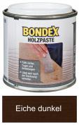 Bondex Holzpaste Eiche Dunkel zum Reparieren und Auskitten von Holzschäden 150 g