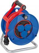 Brennenstuhl Garant IP44 Kabeltrommel Stromverlängerung blau AT-N05V3V3-F 3G1,5 25 m