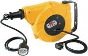 Brennenstuhl Kabeltrommel Automatik IP20 Stromverlängerung gelb H05VV-F 3G1,5 9+2 m