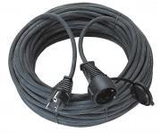 Brennenstuhl Kabelverlängerung 15m, schwarz