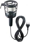 Brennenstuhl Sicherheits-Handleuchte Werkstatt-Arbeitsleuchte Lampe 5m Kabel 60W schwarz