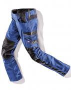 Bullstar Arbeitshose Bundhose EVO kornblau/schwarz Gr. 74 Herren