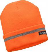 Bullstar Strickmütze Arbeitsmütze Thinsulate-Mütze Warn Warnmütze orange Gr. I