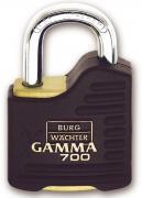 Burg Wächter Zylinder-Vorhangschloss Gamma 70055