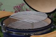 Buschbeck Zubehör Holzkohlegrill Grillrostaufsatz für Kamado XL