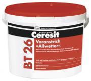 Ceresit BT BT 26 Voranstrich Allwetter, Bitumen-Kautschuk-Emulsion, 10 kg