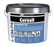 Ceresit BT CM 74 Ultrapox Fix, grauer 2-K Epoxidharz-Klebstoff, 8 kg