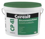 Ceresit BT CP 41 Bitumenemulsion, Spezialemulsion auf Bitumenbasis, 10 kg