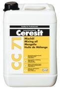 Ceresit/PCI BT CC71 Mischöl Luftporenbildner für Mörtel und Beton 5 kg