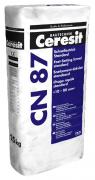 Ceresit CN 87 Schnellestrich Zur Erstellung von Zementestrichen von 10 bis 80 mm Dicke 25 kg