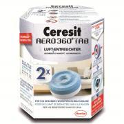 Ceresit Stop Feuchtigkeit AERO360 Nachfüller Luft-Entfeuchter 2 x 450 g