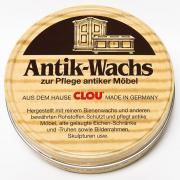 Clou Antik Wachs Möbelwachs Holzwachs fest natur 200ml Bienenwachs innen