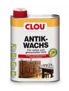 Clou Antik Wachs Möbelwachs Holzwachs flüssig W2 natur 250 ml Bienenwachs innen