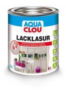 Clou Aqua Combi-Clou Lack-Lasur L17 375 ml Mahagoni
