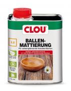 Clou Ballen Mattierung L2 farblos Für seidenglänzende angenehm griffige Holzoberflächen 750ml