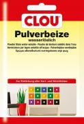 Clou Beize wasserlöslich Nussbaum mittel Nr.167 für 250ml Wasser zum selbst ansetzen