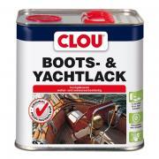 Clou Boots- & Yachtöl transparent 2,5l