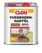 Clou Fußboden-Hartöl antik eiche High-solid Parkett-Öl für den Oberflächenschutz 3l