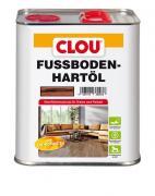 Clou Fußboden-Hartöl teak High-solid Parkett-Öl für den Oberflächenschutz 3l