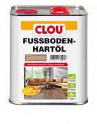 Clou Fußboden-Hartöl weiß High-solid Parkett-Öl für den Oberflächenschutz 3l
