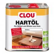 Clou Hartöl Holzöl Möbelöl weiß-transparent Nr. 3 2,5l